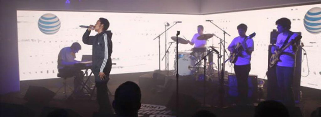 "BADBADNOTGOOD feat. Leland Whitty Play ""Kaleidoscope"" on 'Jimmy Kimmel Live'"