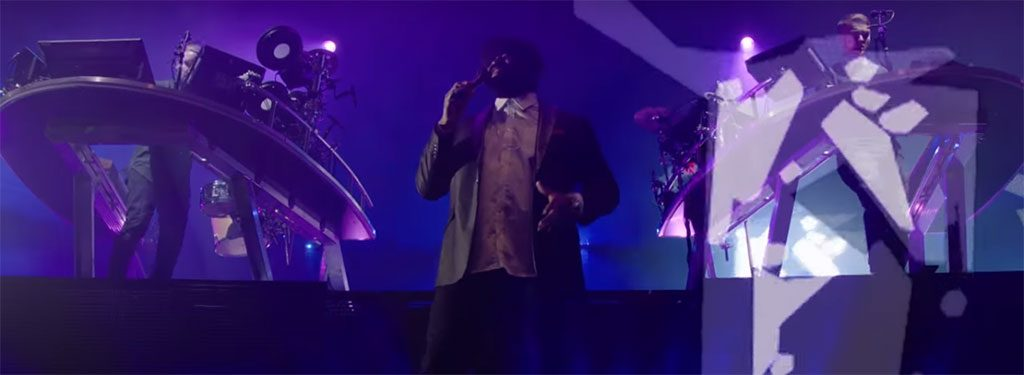 """Disclosure – """"Holding On"""" (Live at Wild Life) featuring Gregory Porter"""