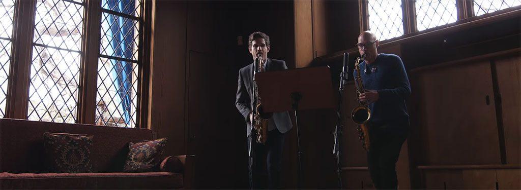 The Seasons: February With Joshua Redman & Ben Wendel (Video)