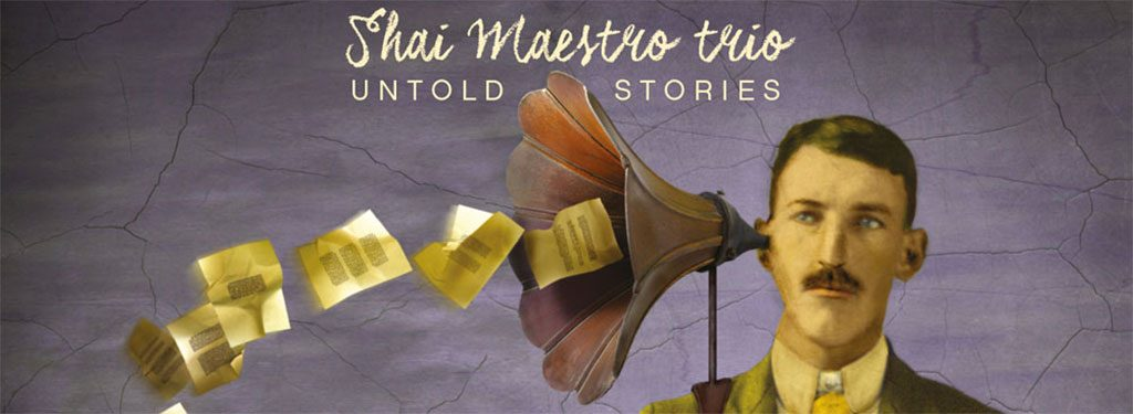 Shai Maestro Set to Release 'Untold Stories' (Teaser + Free Download)