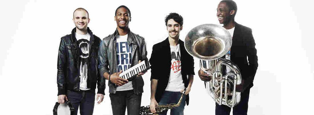 Jon Batiste and Stay Human on 'The Colbert Report' (Video)