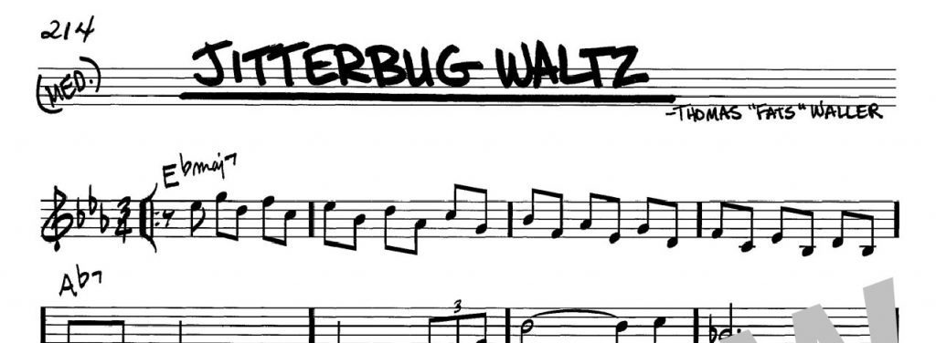 Jitterbug Waltz: A Critical Analysis of Covers