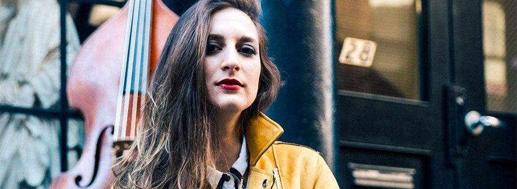 "Stream Bassist Adi Meyerson's New Single, ""Little Firefly"", Featuring Camila Meza"