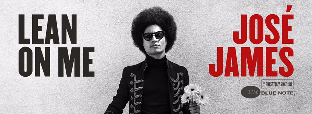 José James Returns September 28 With Bill Withers Tribute 'Lean On Me'