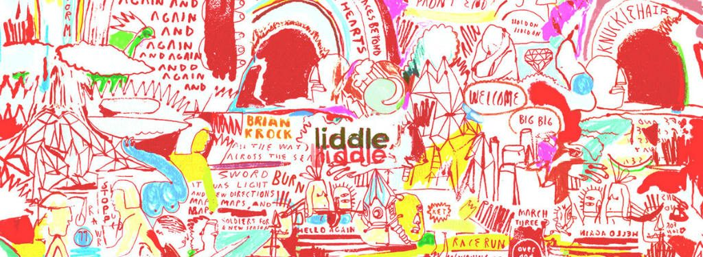 Brian Krock- 'Liddle' (Album Review)