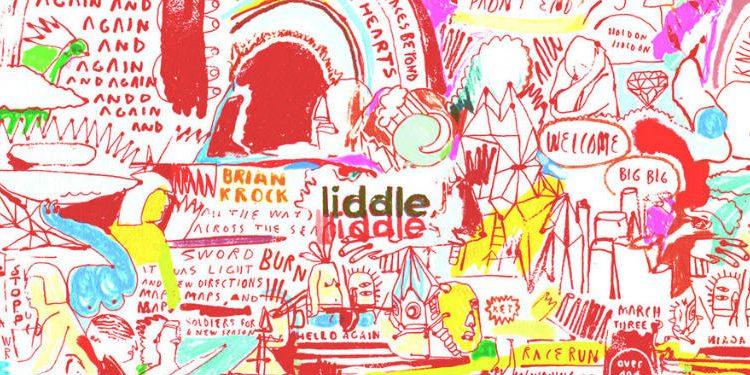 Brian Krock- 'Liddle' (Album Review)