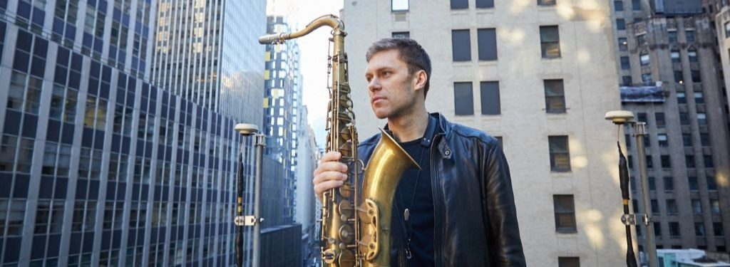 "Stream Saxophonist Chase Baird's Lead Single ""Ripcord"" Off 'A Life Between' (Premiere)"