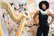 Harpist Brandee Younger's Latest Album 'Soul Awakening' Reviewed